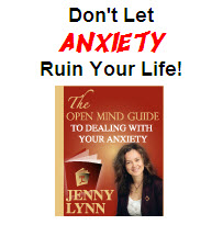 dealing with your anxiety