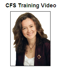 chronic fatigue syndrome therapy training video