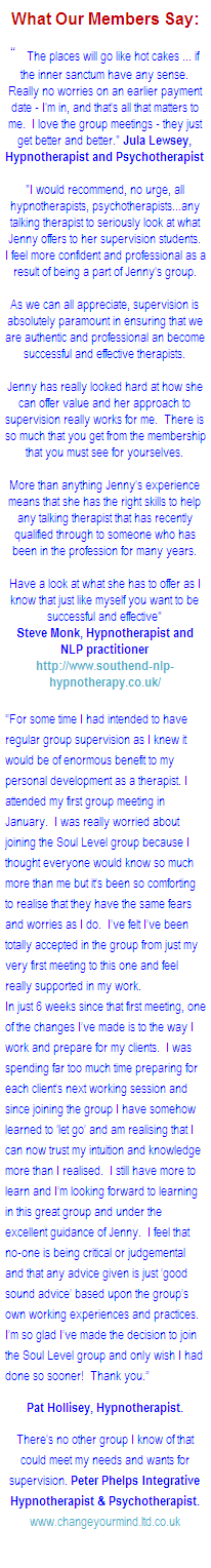 cpd for hypnotherapists